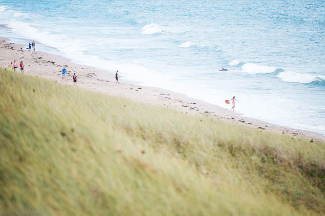 waves at Praa Sands