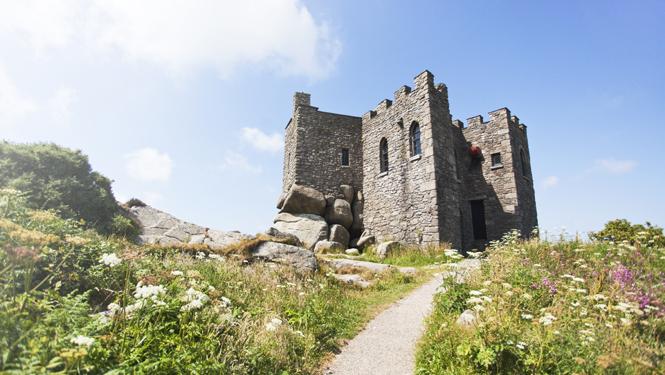 Carn Brea Castle Redruth