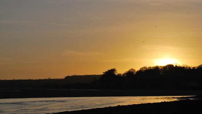 Lelant Sunset