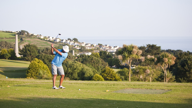 Praa Sands Golf Club