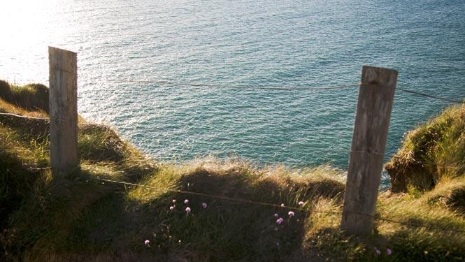 Mullion sea view