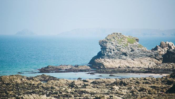 St Agnes views